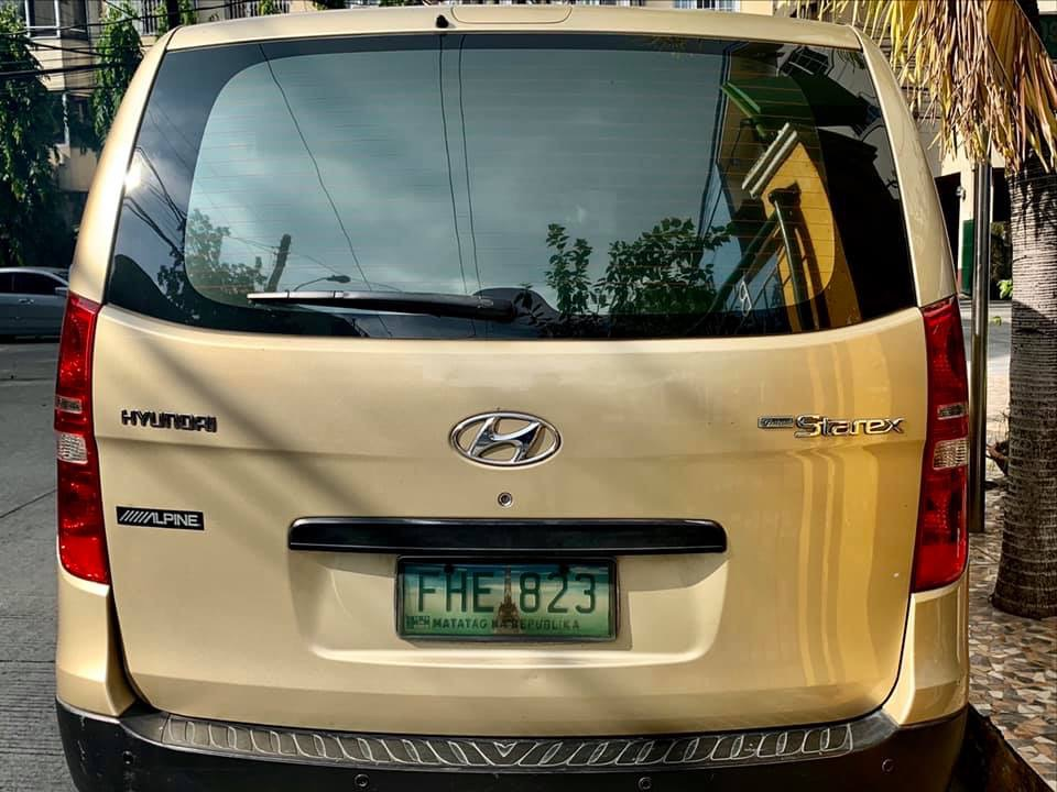 2012 Hyundai Grand Starex Gl  Diesel  photo