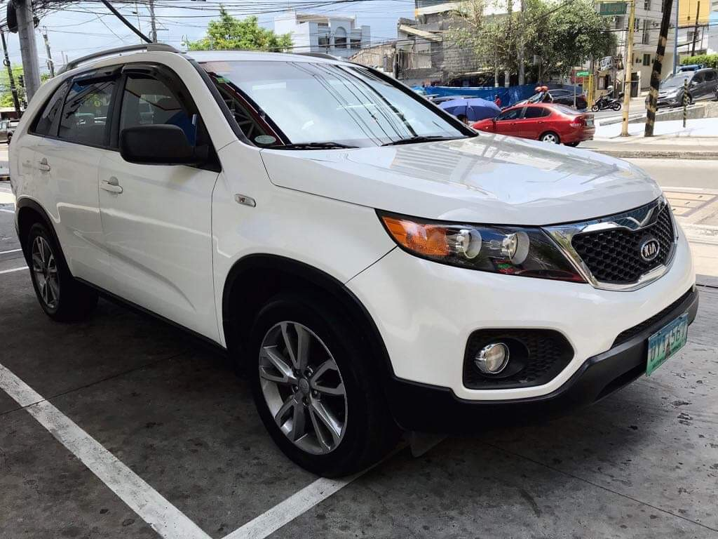2012 Kia Sorento Crdi Automatic  photo