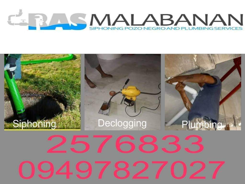 09561187742 RAS Malabanan Pozo Negro Declogging Services 82576833 photo