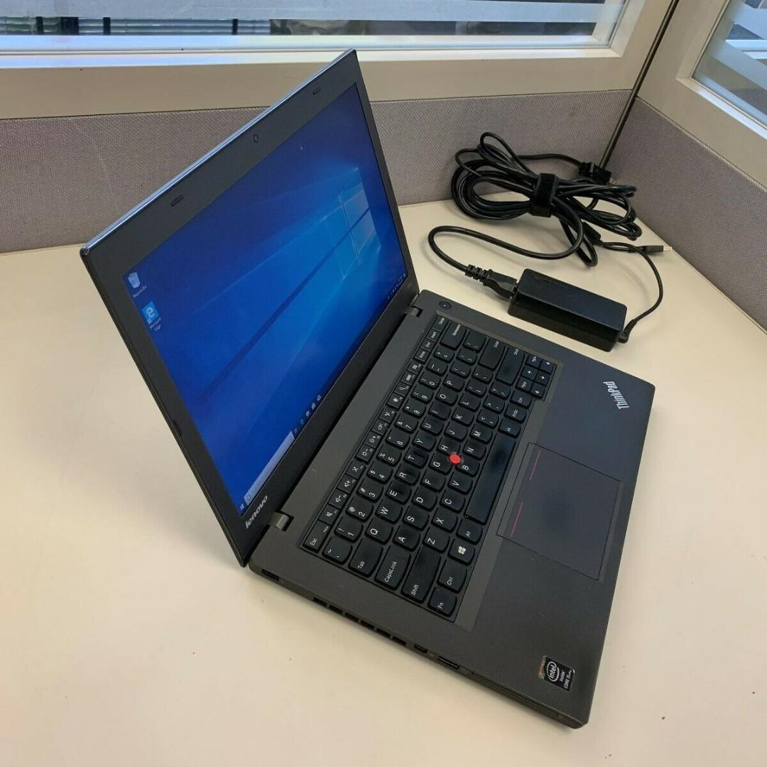 Lenovo Thinkpad T440 core i5 4th Gen No issue photo