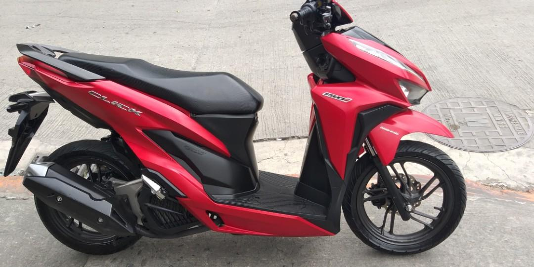 Honda Click 150i Game Changer photo