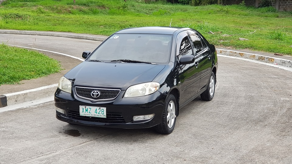 Toyota vios 1.5G top of the line photo
