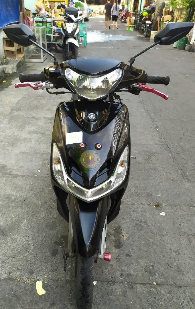 Yamaha mio sporty 2013 photo
