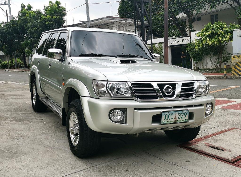 2003 Nissan Patrol Presidential Edition photo