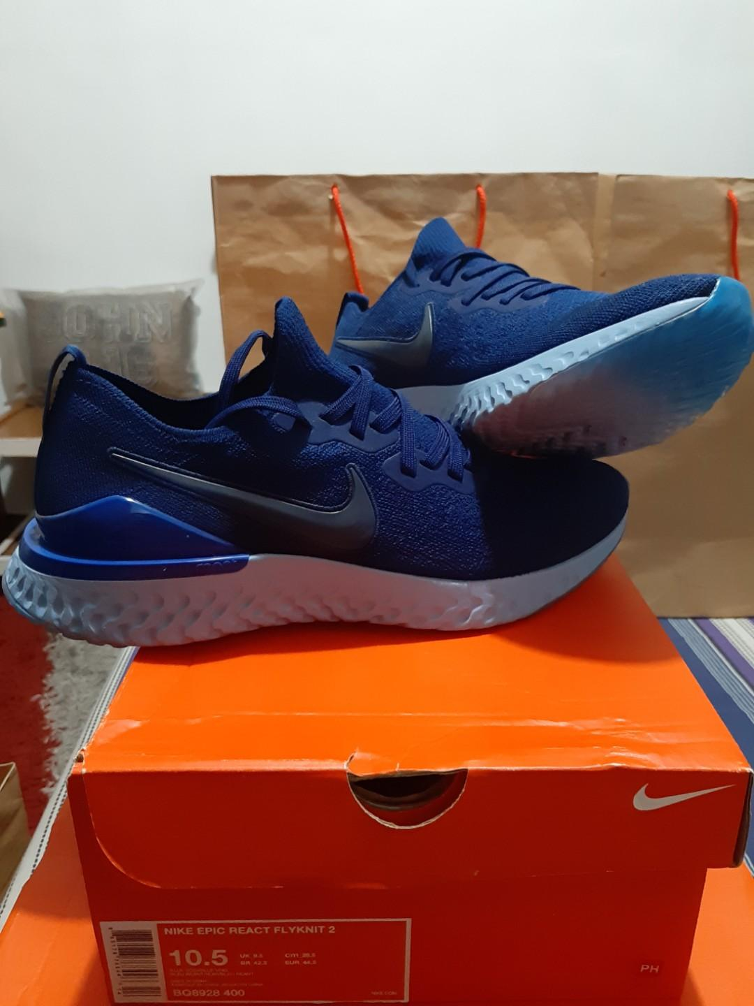 Nike Epic React Flyknit 2 photo