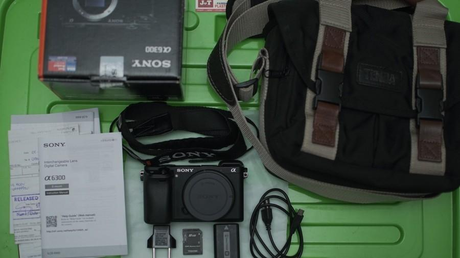 Sony A6300 Body Package (2nd unit) photo