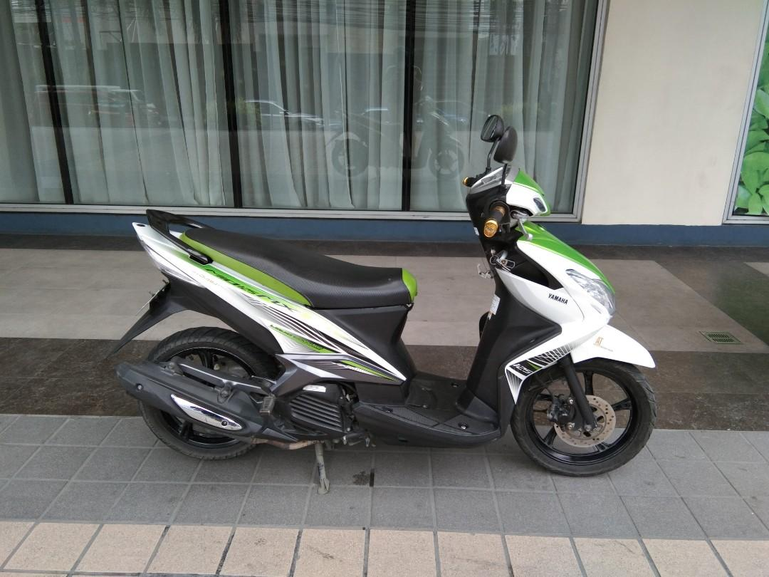 yamaha MX 125 2013 model photo