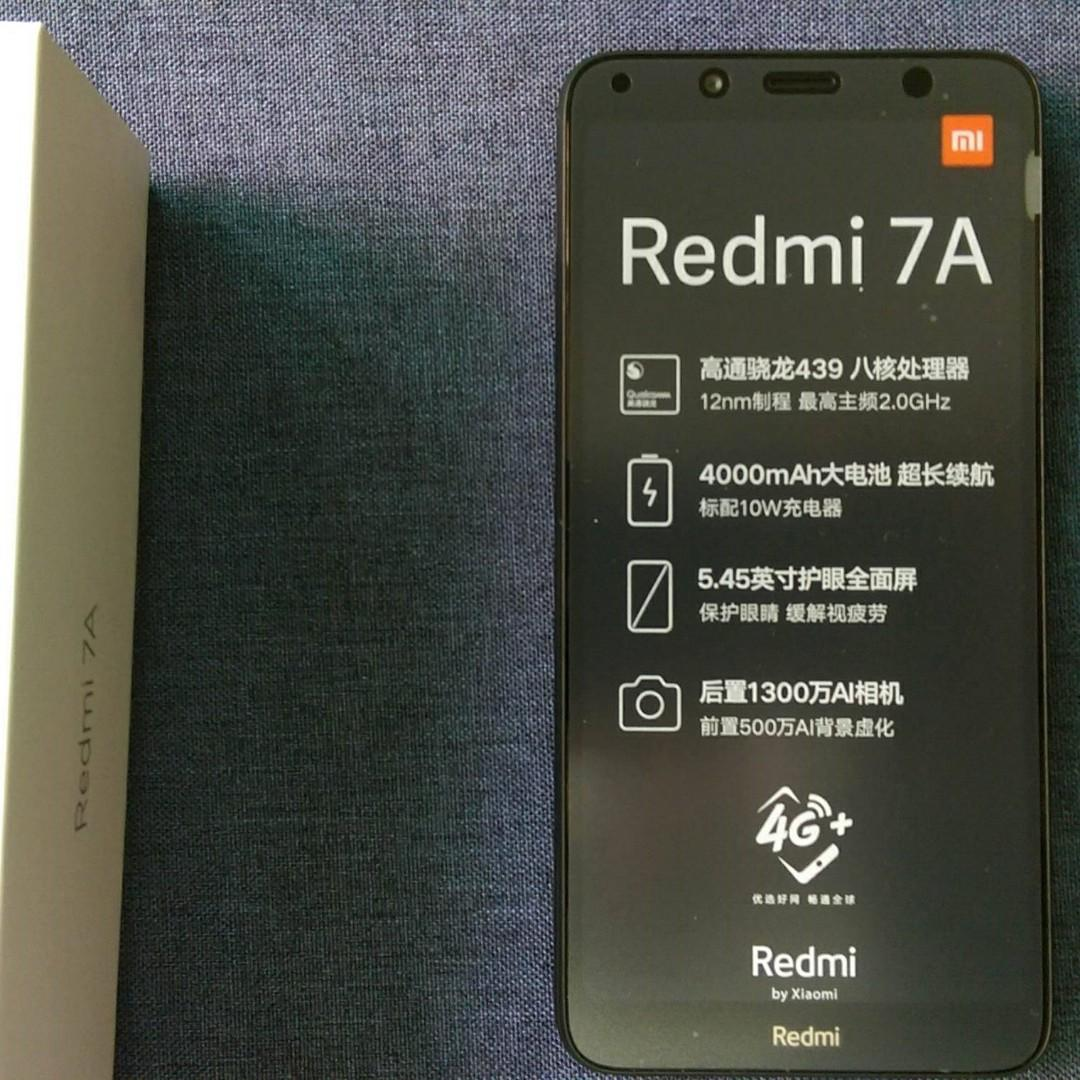 Redmi 7A 64GB photo