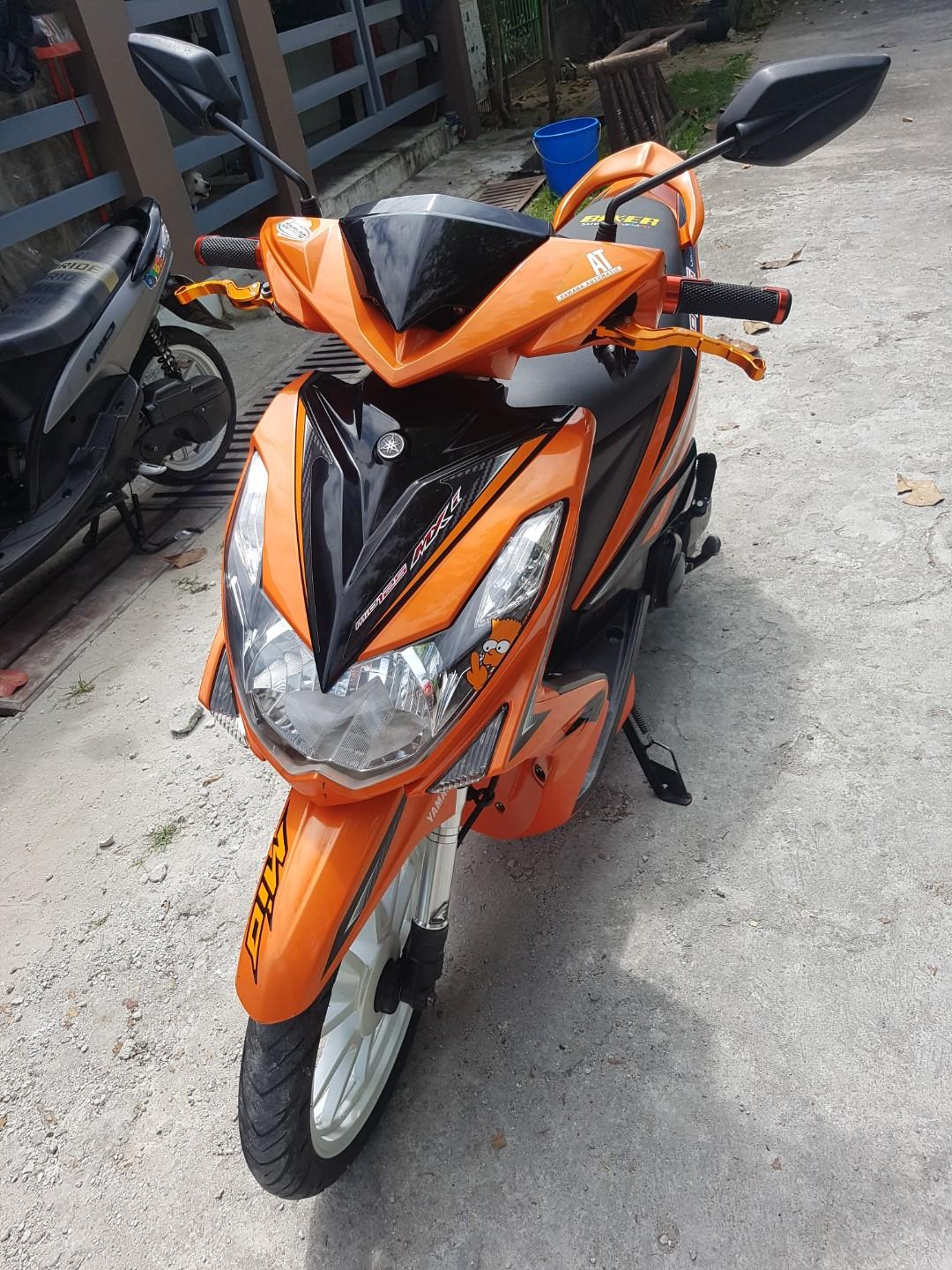 Yamaha MIO MXI 2015 14 MODEL photo
