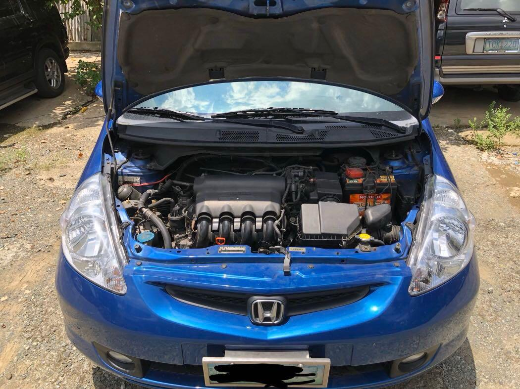 Honda Jazz GD 2004 CTV Transmission photo