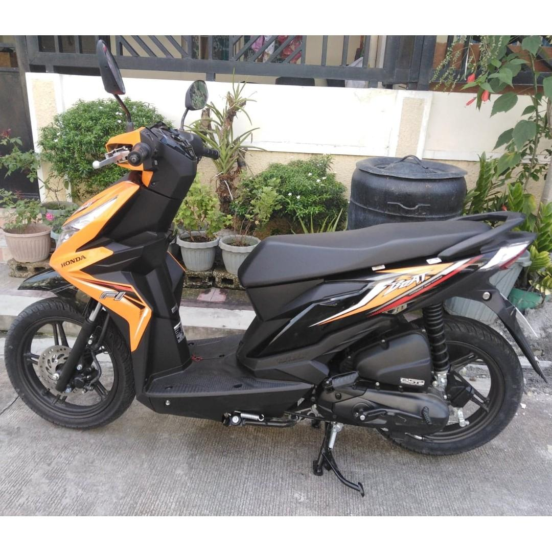 Honda Beat Fi 2019 photo