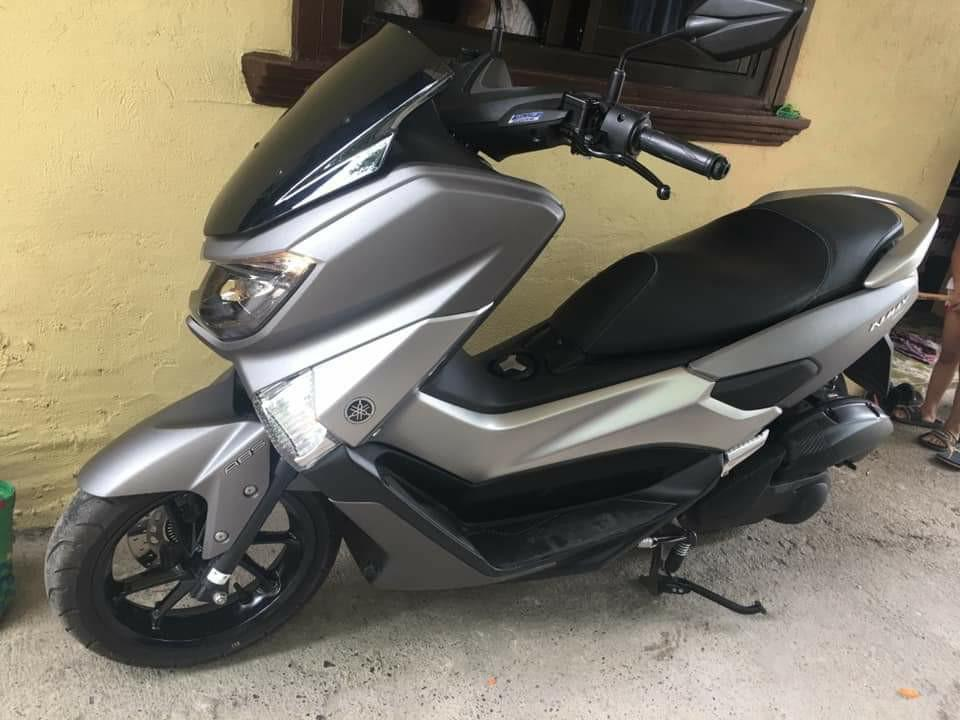 yamaha nmax abs 2018 yr mdl photo
