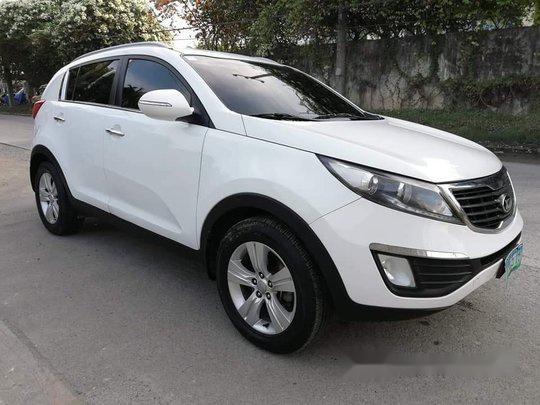 Kia Sportage 2013 Automatic Diesel photo