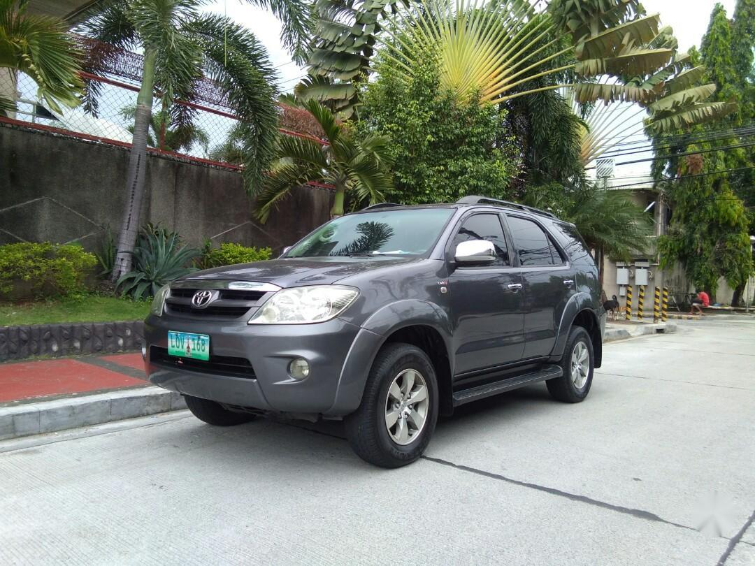 2006 Toyota Fortuner for sale photo