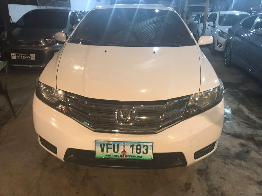 2013 Honda City 1.3L AT photo