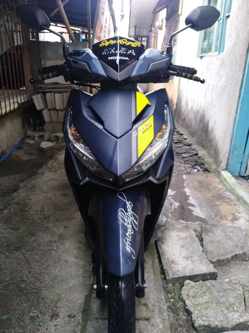 Honda click 150 fi Model 2017 photo
