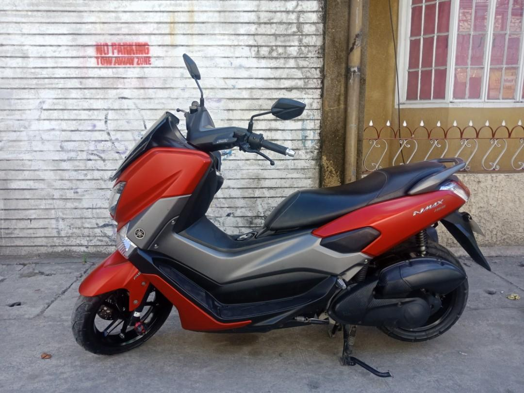 Yamaha Nmax 155  2017 model  photo