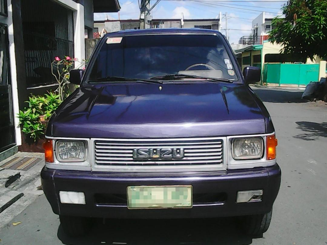 1998 Isuzu Hilander MT Diesel photo