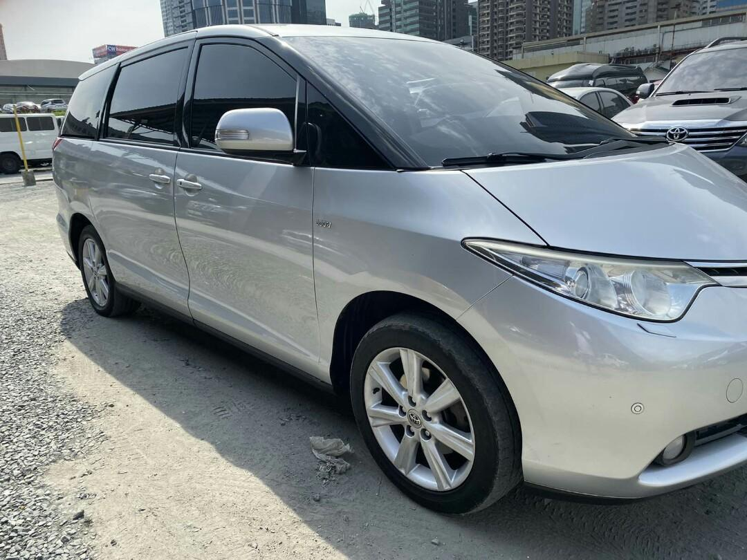 2006 Toyota Previa 2.4L photo