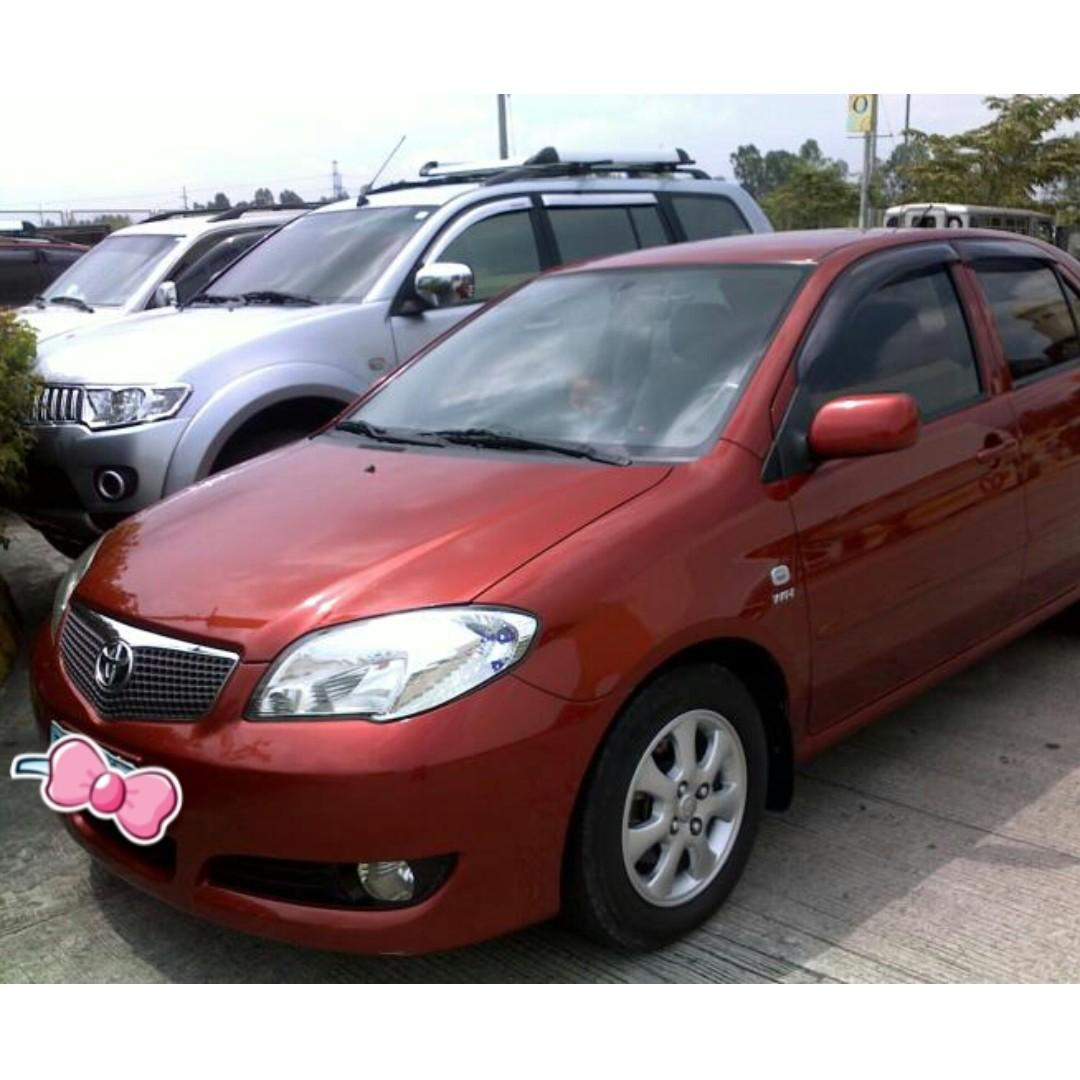Toyota Vios 2007 MT photo