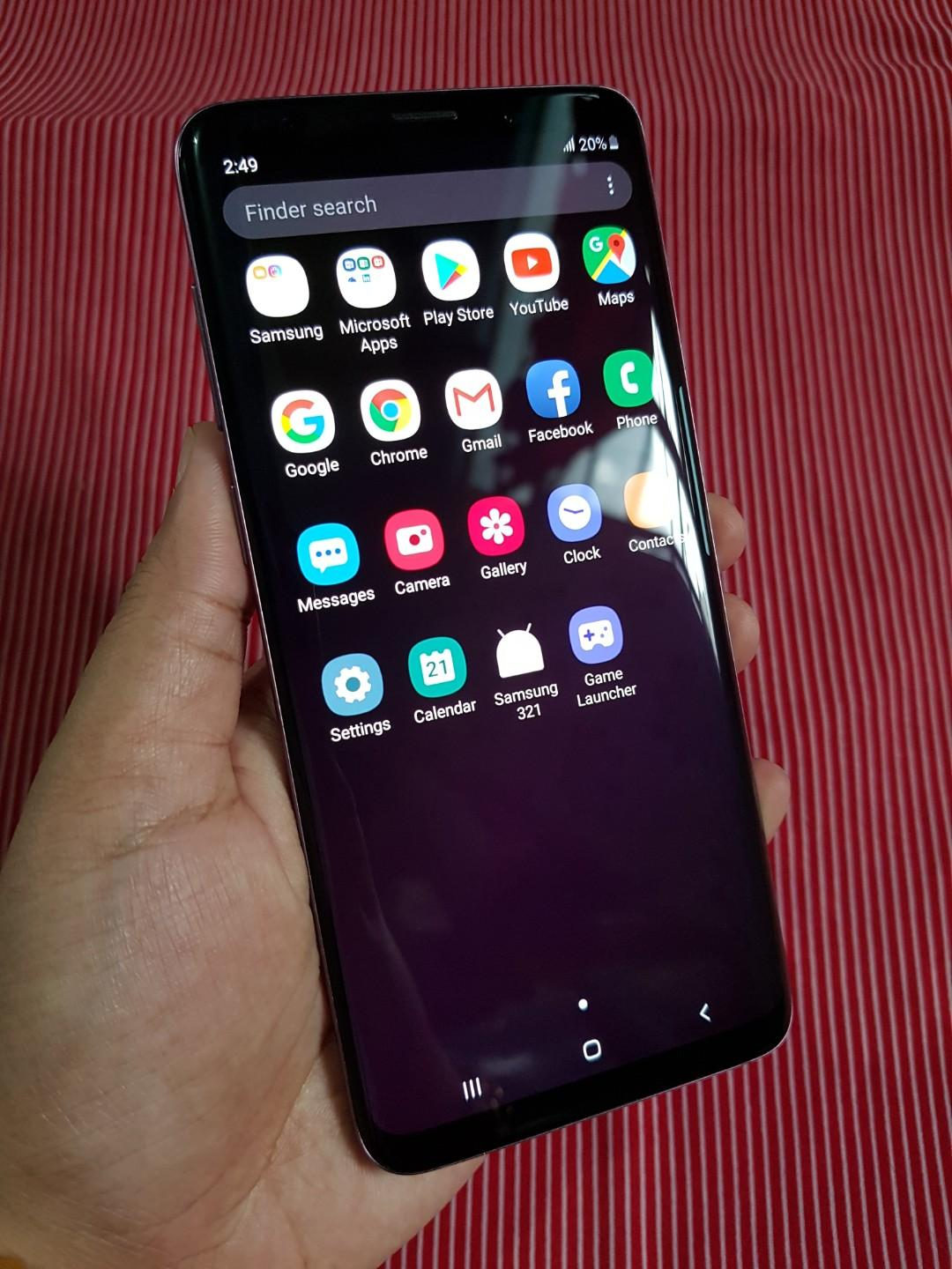 Samsung Galaxy S9+ 64gb/6gb photo