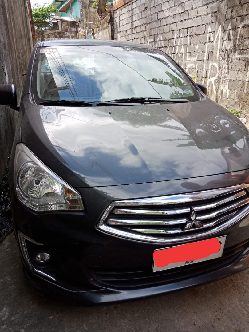 Mitsubishi Mirage G4 2014 MT photo