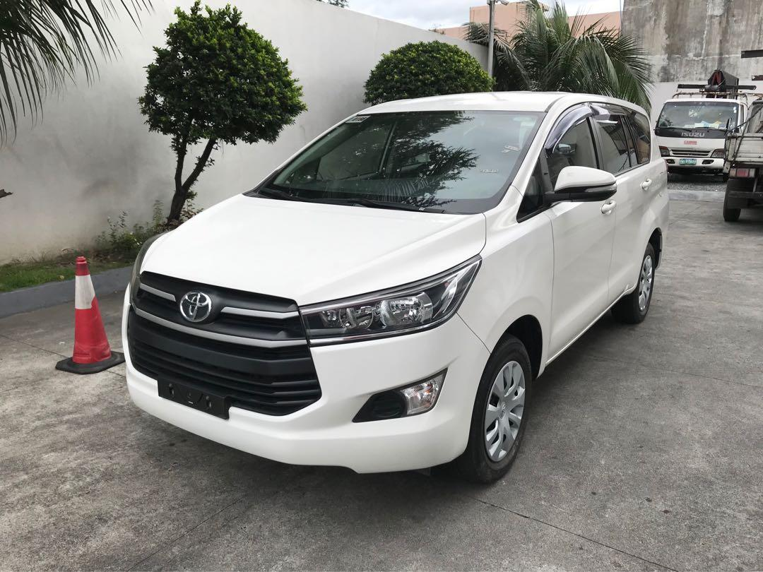 2016 Toyota Innova J 2.8 Diesel Engine photo