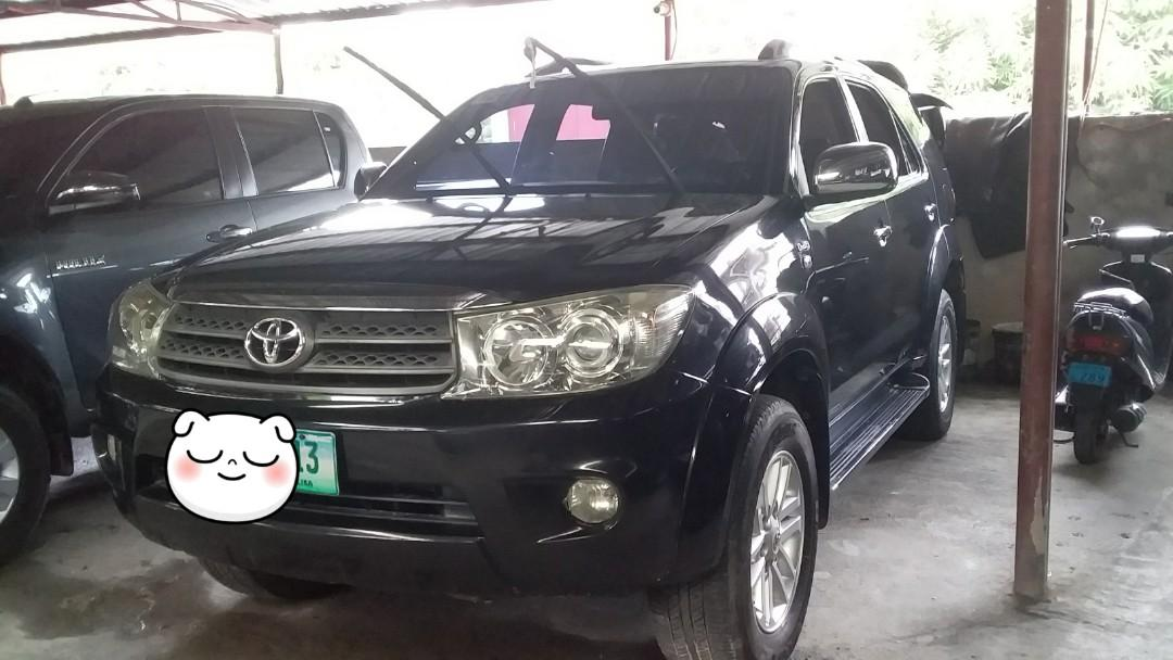 2010 Toyota Fortuner 2.5G AT photo