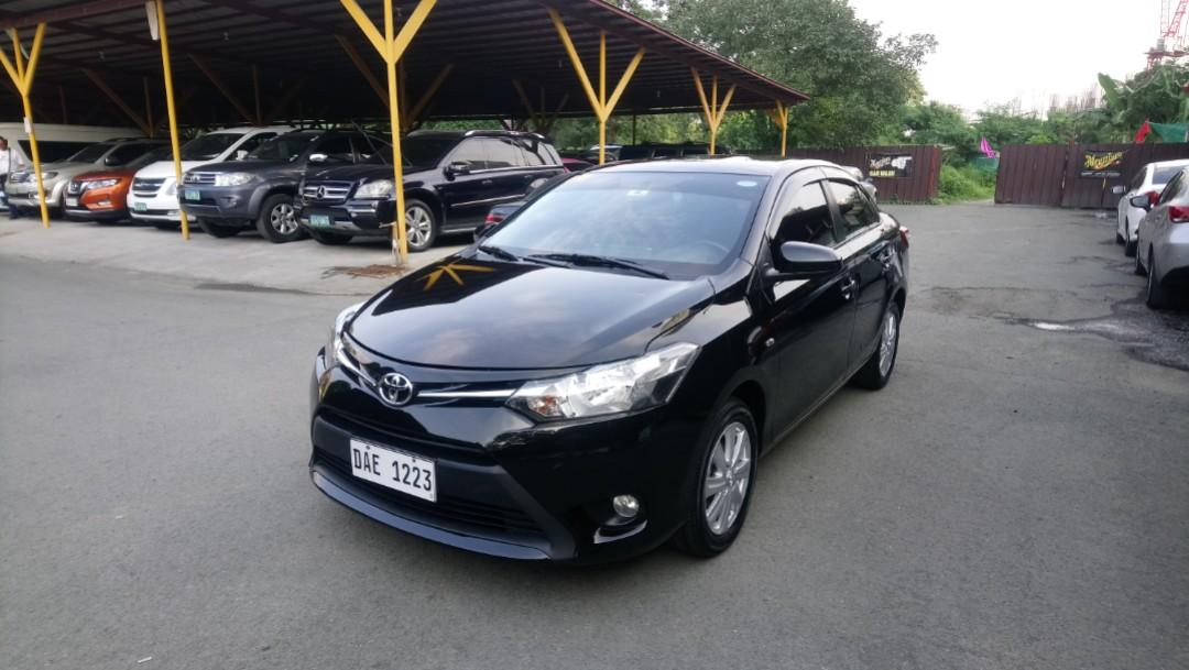 2017 Toyota Vios 1.3E AT photo
