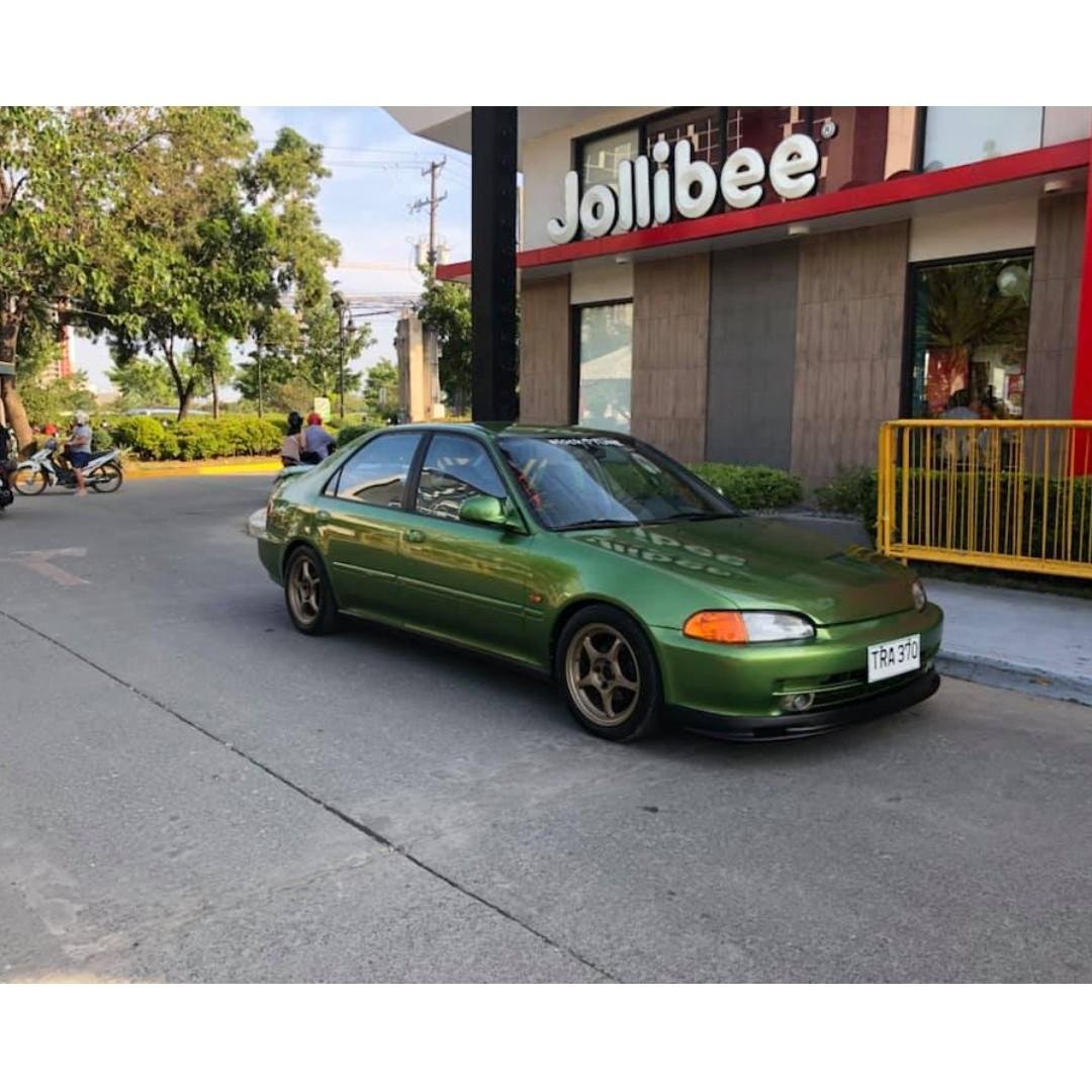 1996 Honda Civic MT photo