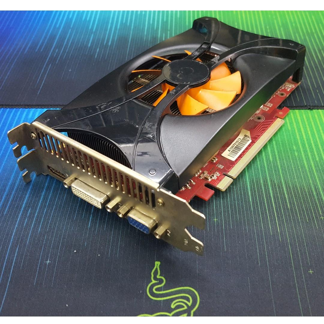 Pre-Owned Nvidia Geforce GTX 460 Video Card photo
