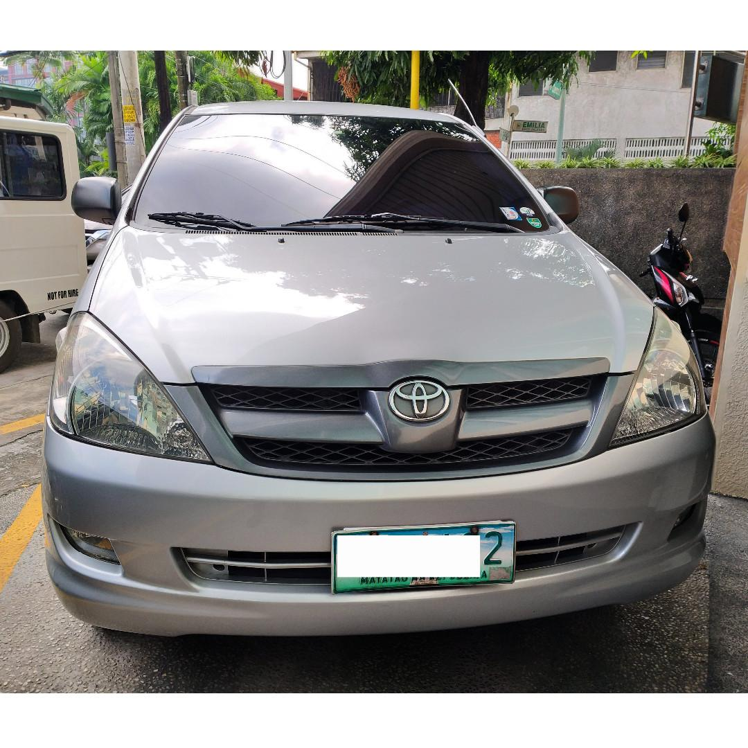 Toyota Innova J 2.5 (2006) Diesel photo