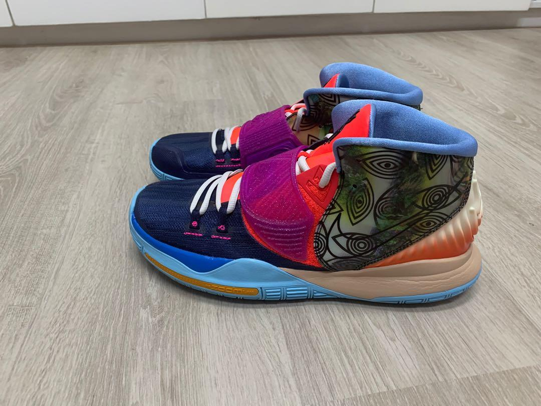 Kyrie 6 Unite the World size 10.5 photo