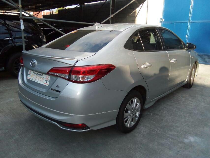 2018 Toyota Vios 1.3E prime MT photo