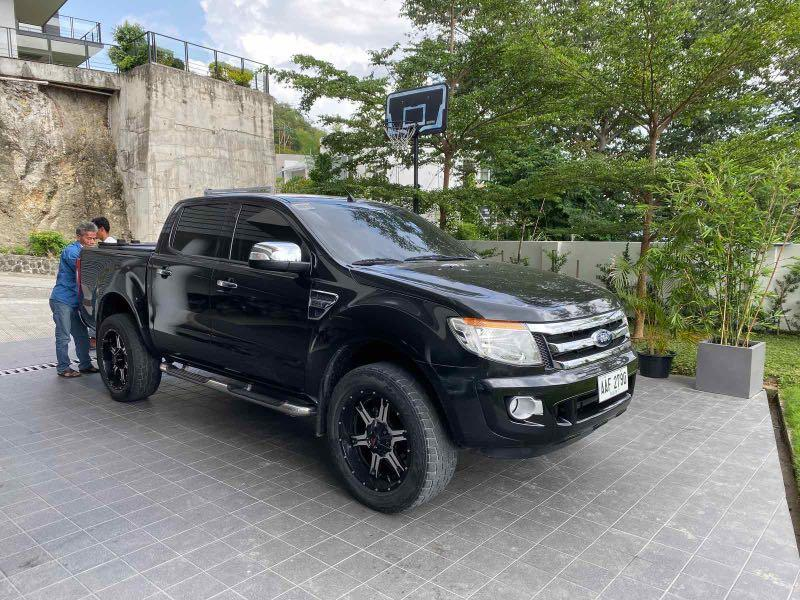 Ford Ranger XLT 2014 AT Diesel photo