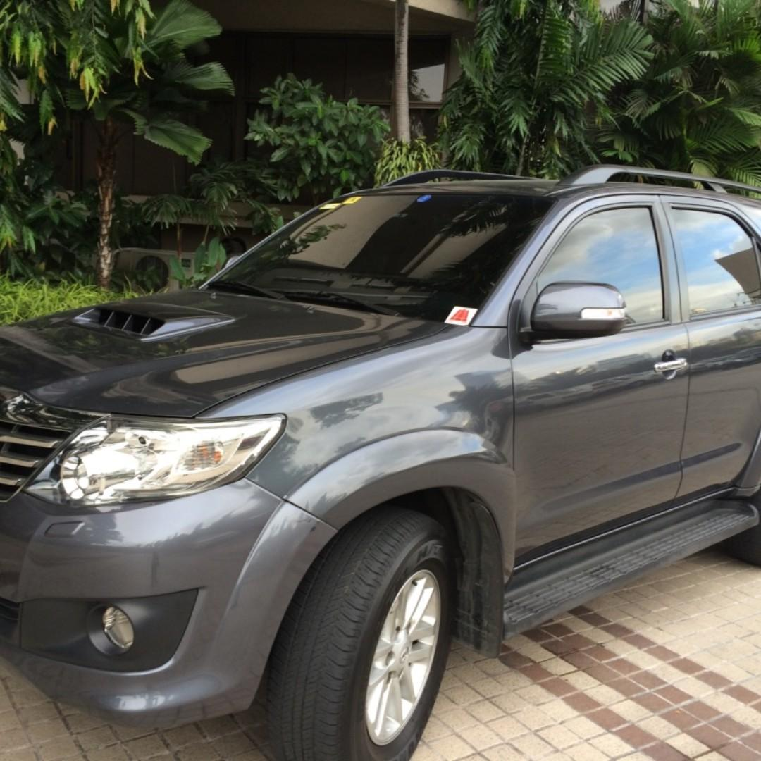 Toyota Fortuner 2012 AT Diesel 4X2 photo