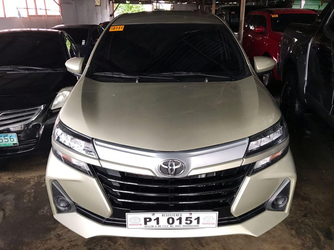 2019 Toyota Avanza 1.3E AT photo