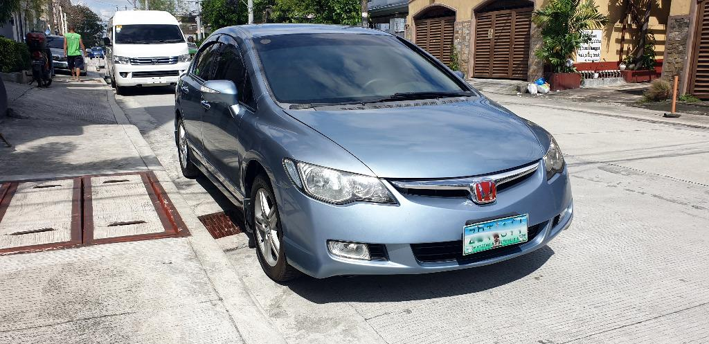 Honda Civic 2.0 (A) 2006 AT photo