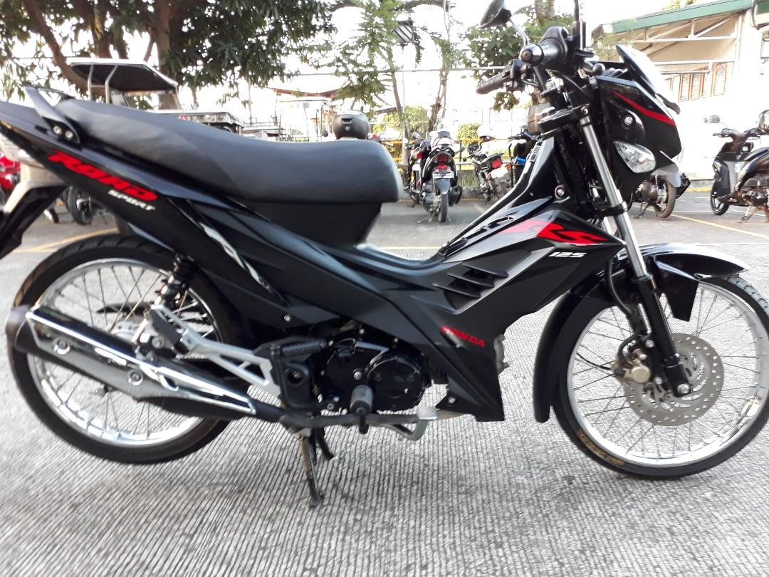 Honda xrm rs 125 Pgmi- Fi Model 2018 photo