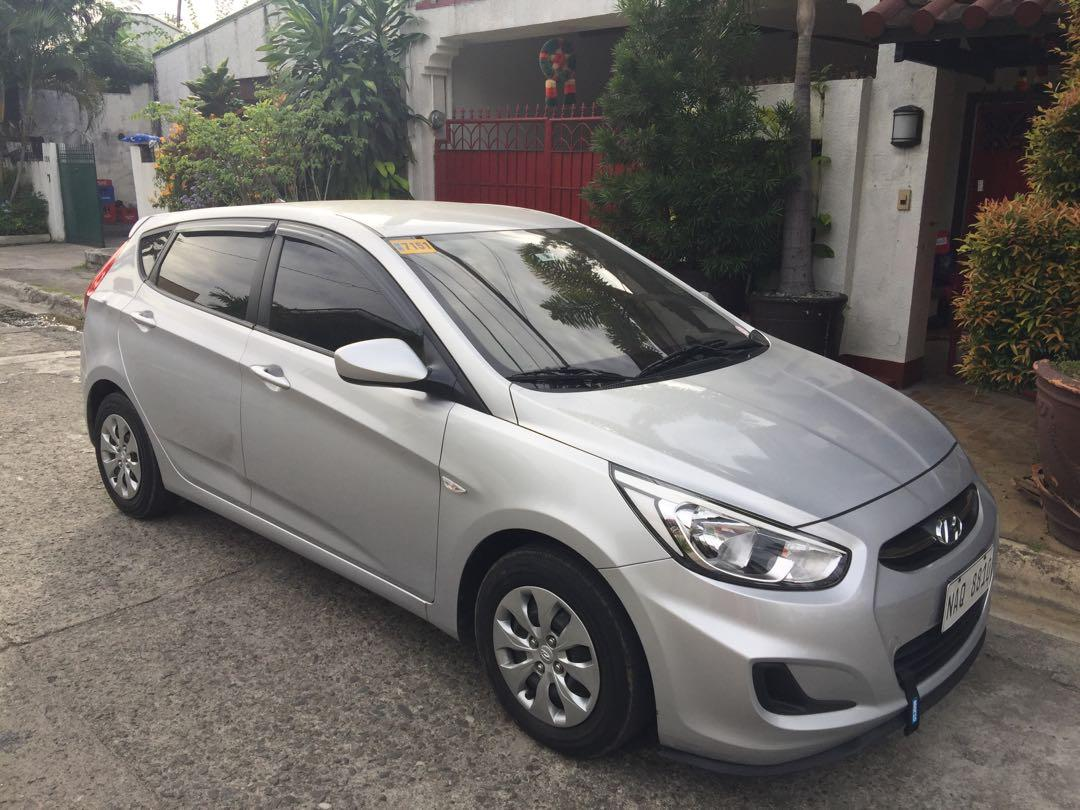 Hyundai Accent 1.6L crdi diesel 2017 MT photo