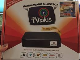 tv plus box only good condition cainta area only .........nas ok f sa parola...400 nlng photo