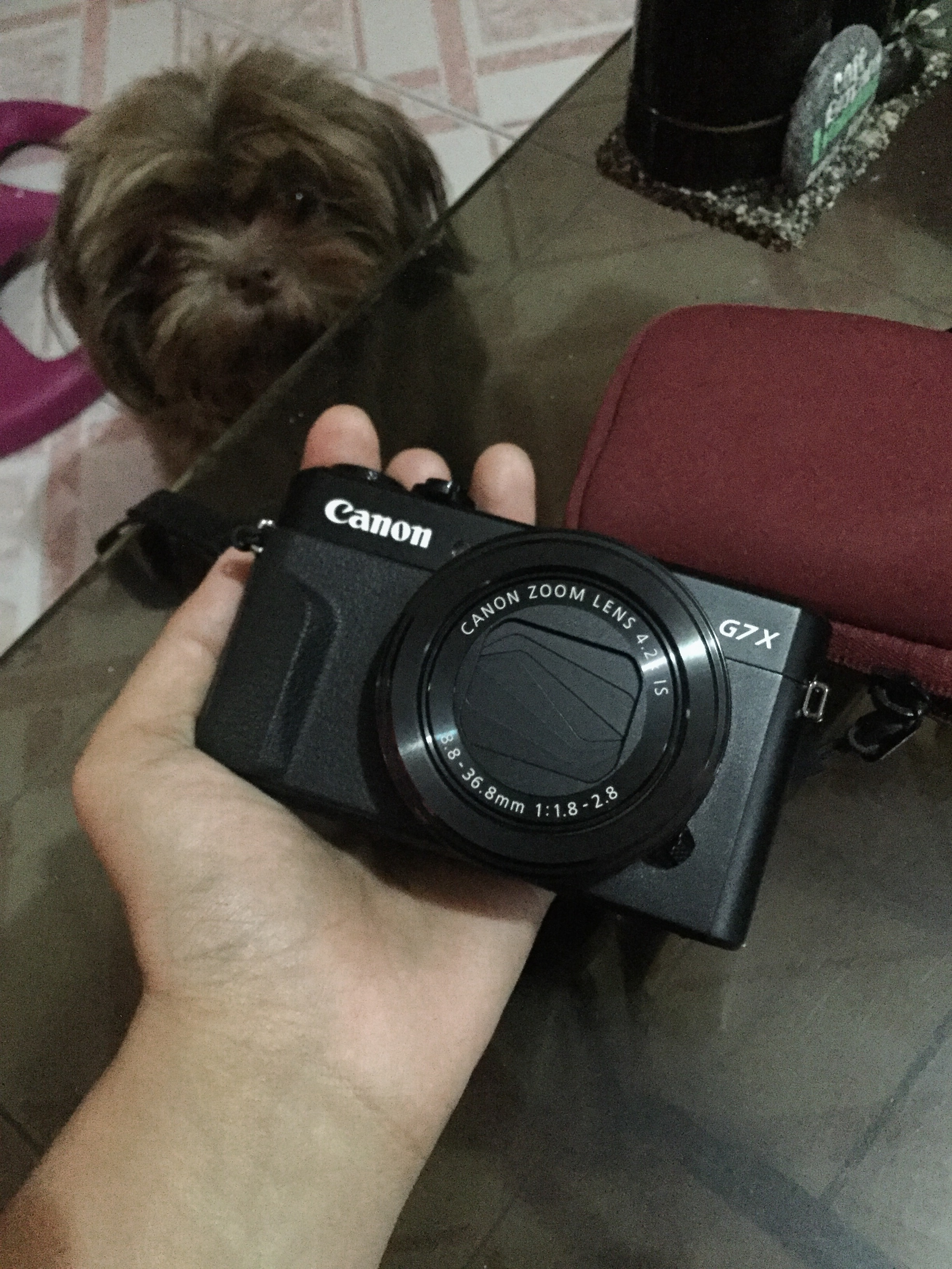 Canon G7x Mark II photo