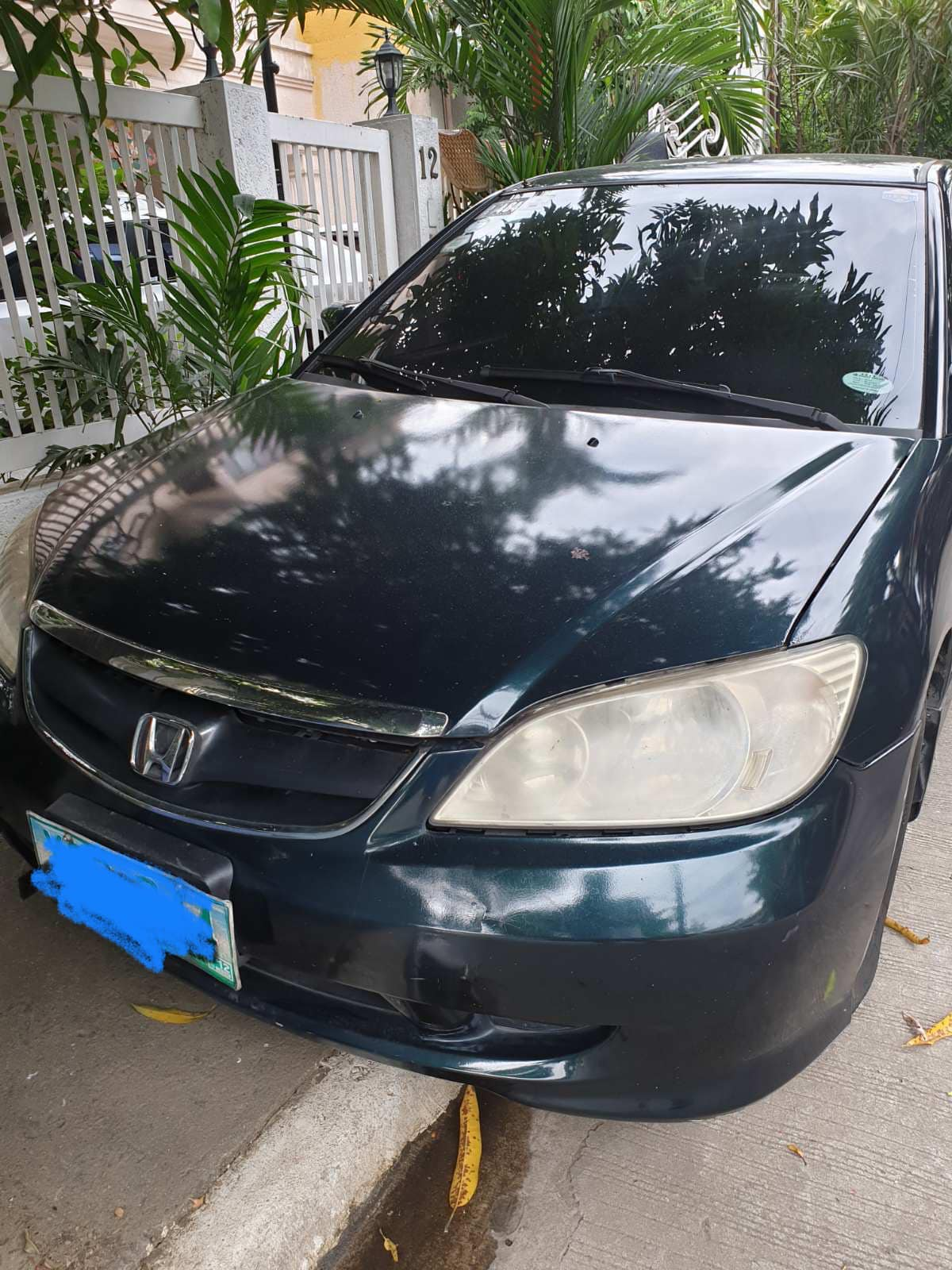 honda civic 2004 vti 1.6 AT photo