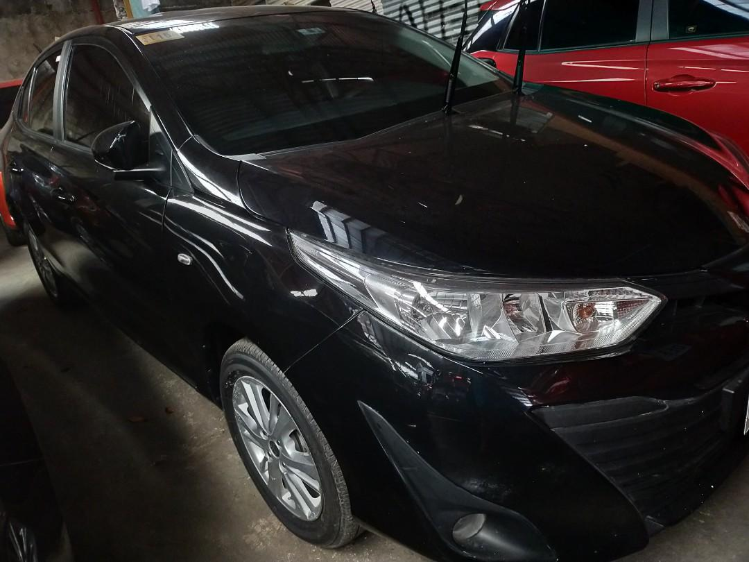 2018 Toyota Vios 1.3E New Look Black Auto photo