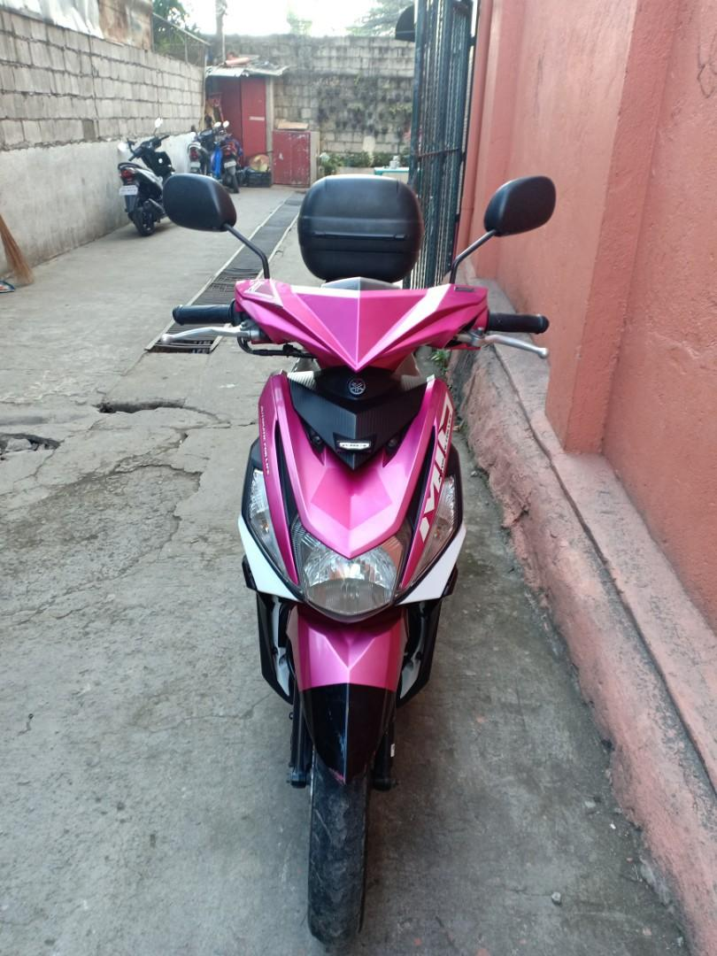 Yamaha Mio i 125 2016/17 model photo