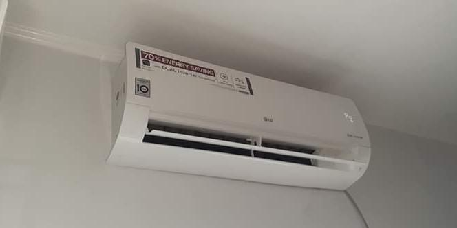 LG standard split type inverter photo