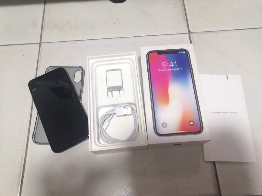 iPhone X 256GB Smartlocked photo