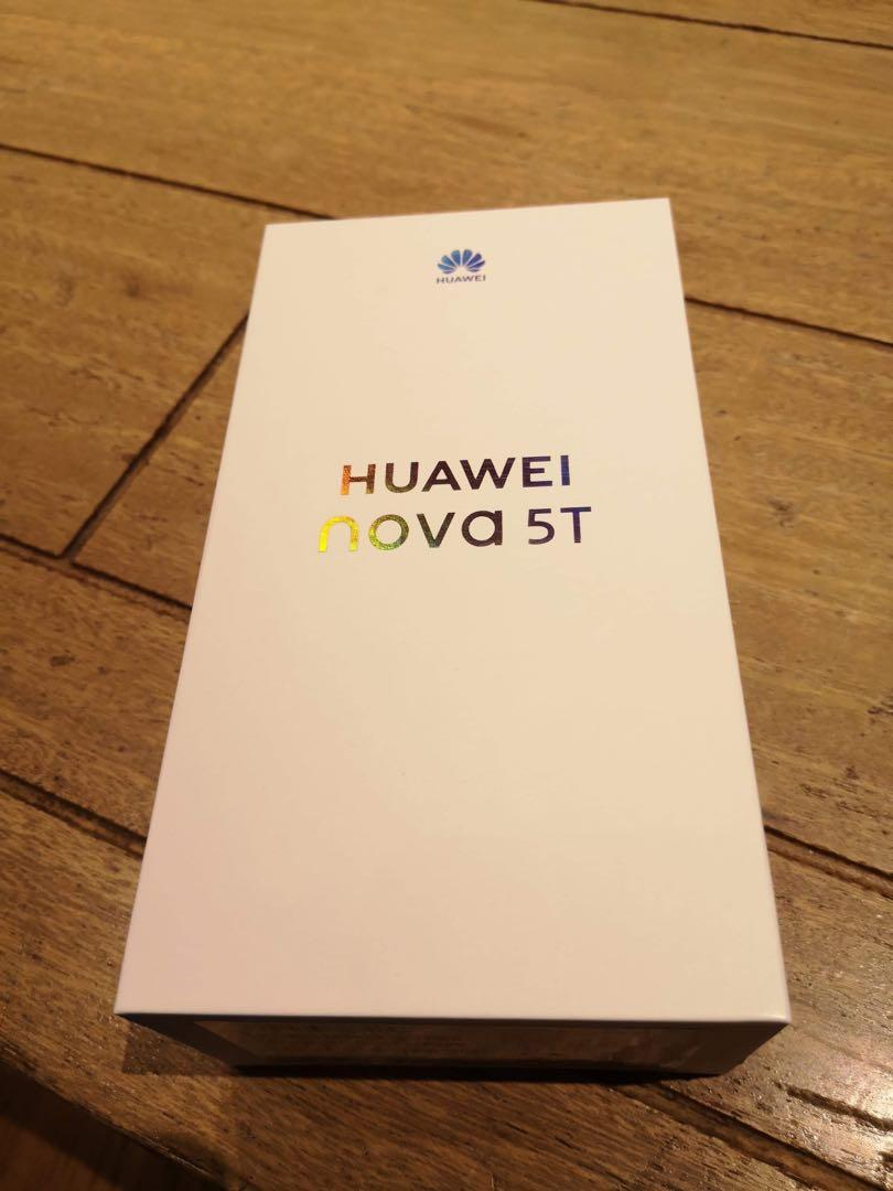 Huawei Nova 5T 128GB photo