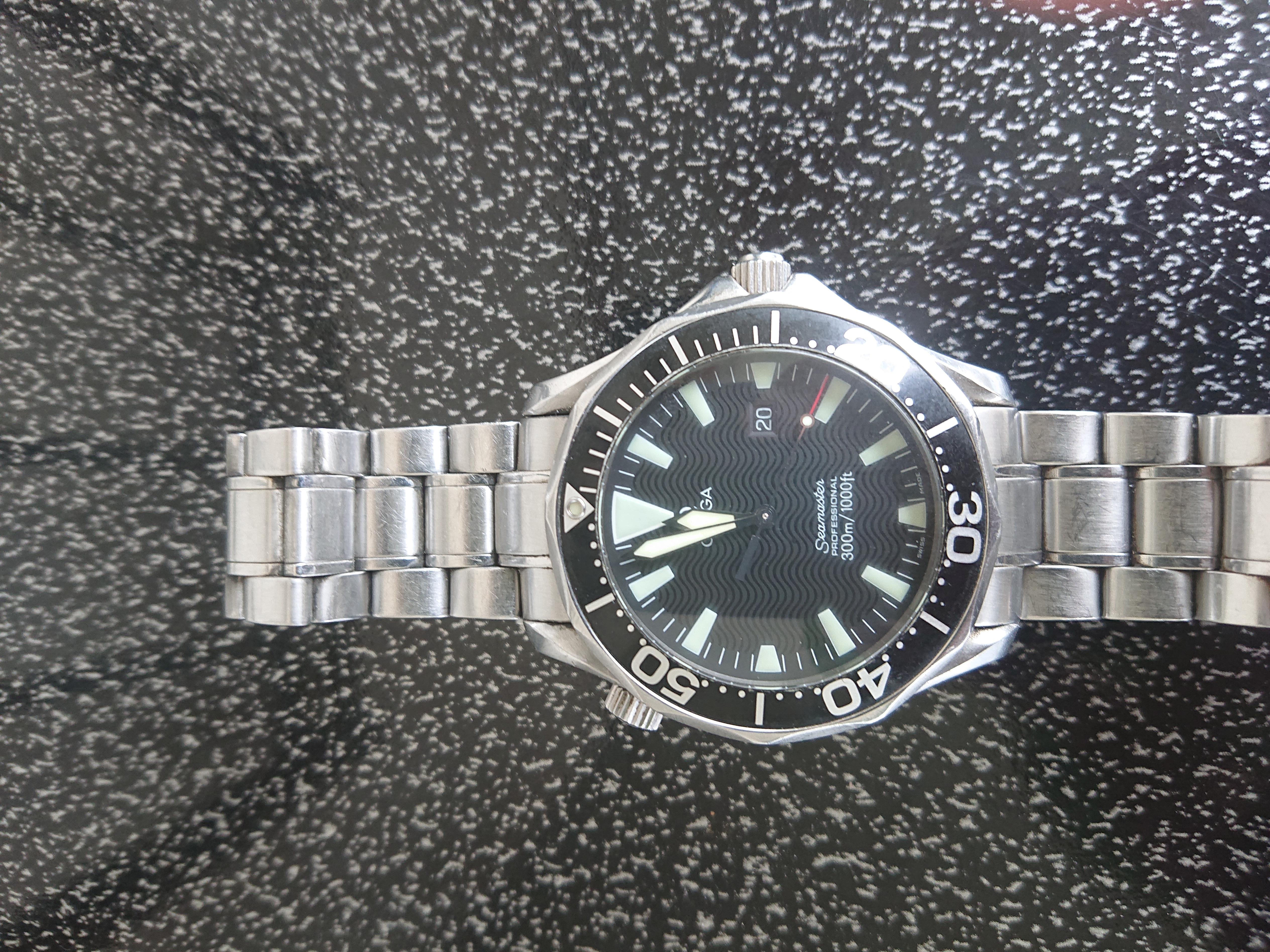 Omega seamaster 300m professional 2264.50  photo