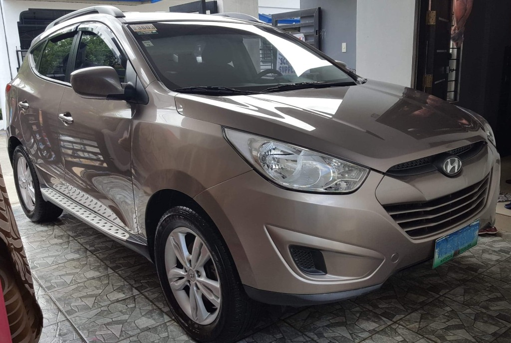 Hyundai Tucson 2.0 Theta II AT photo